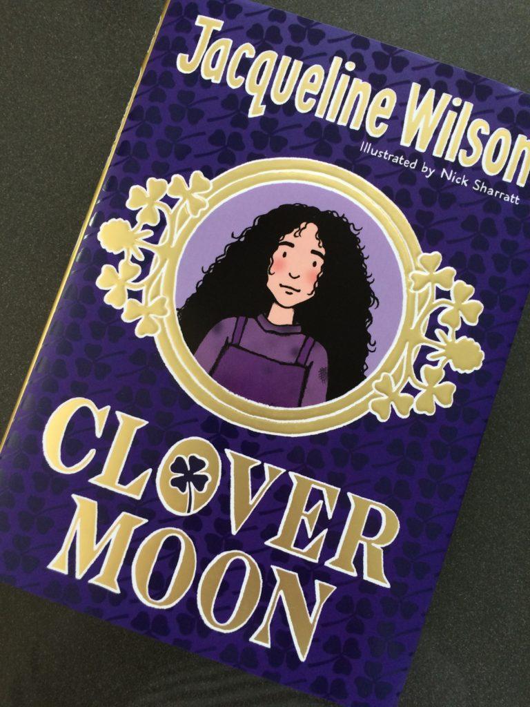 Clover Moon, Jacqueline Wilson, 365, 366