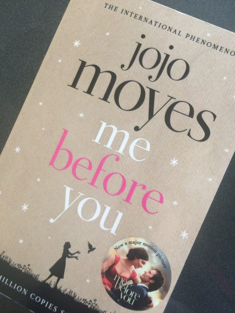 Me Before You, JoJo Moyes, Book review