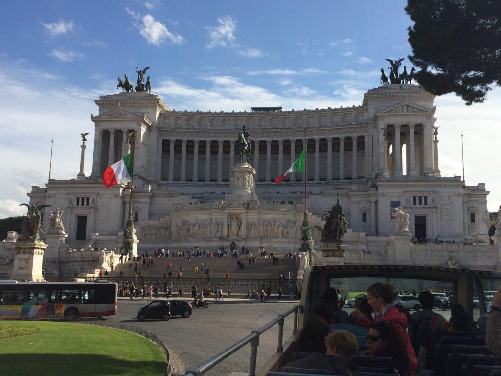 Vittoriana, Rome, Bus tour, Holiday, 365, 366