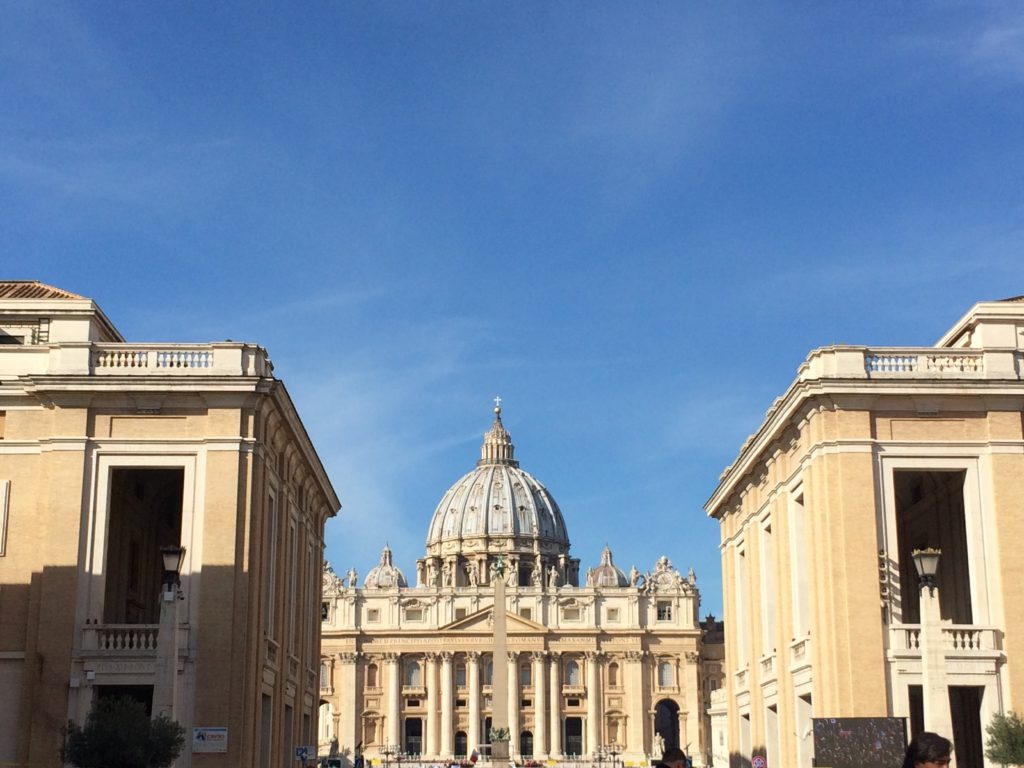 Vatican City, Rome, Holiday