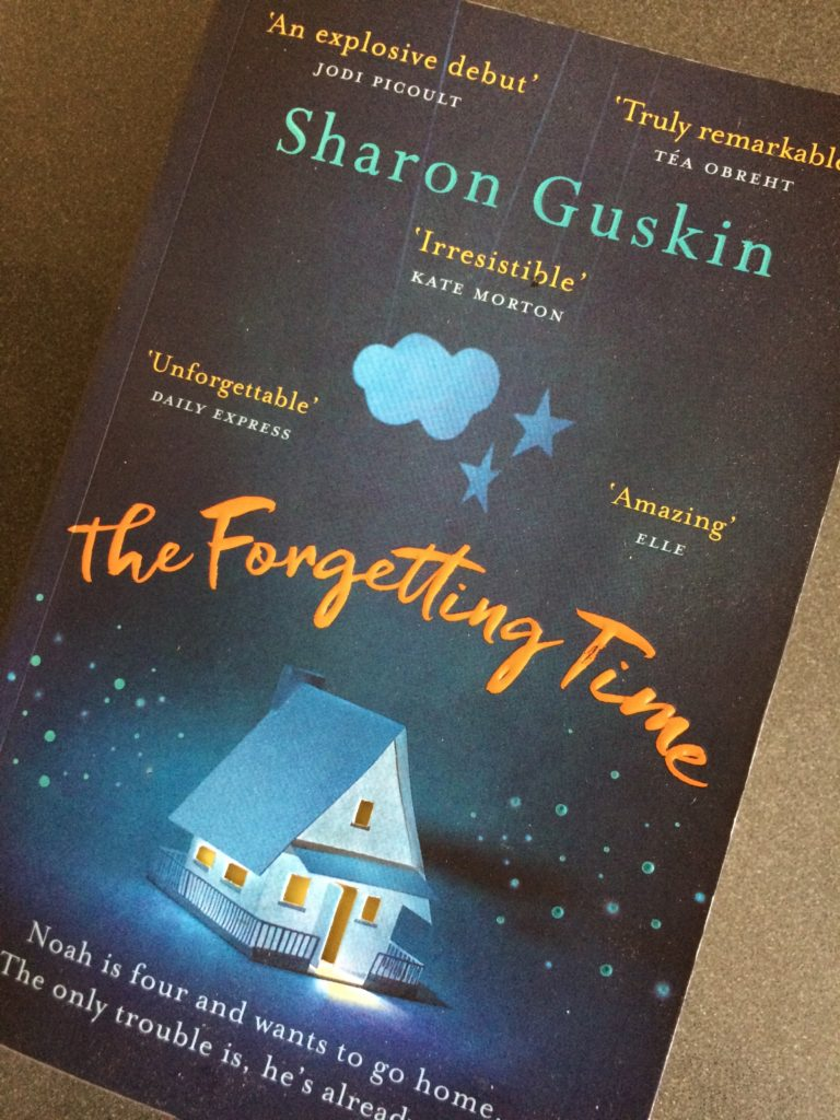 The Forgetting Time, Sharon Guskin, Book review
