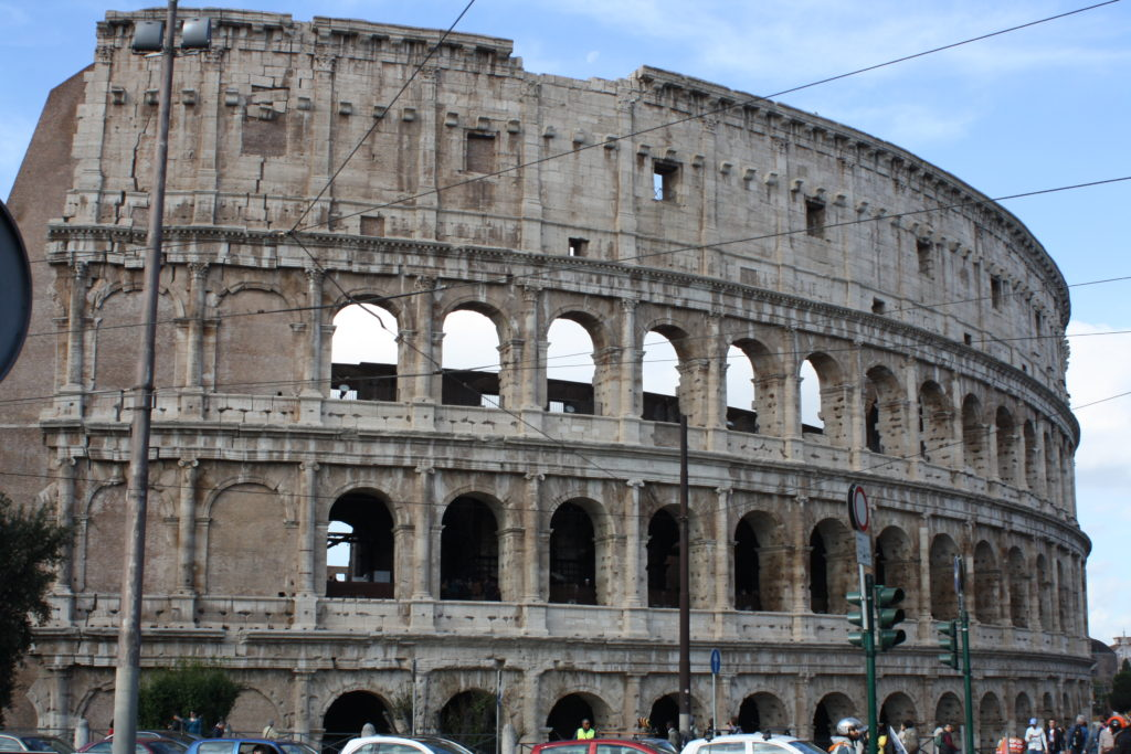 Colosseum, Rome, Holiday, Holiday success, Italy