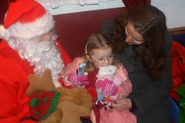 Father Christmas, Christmas, Daughter