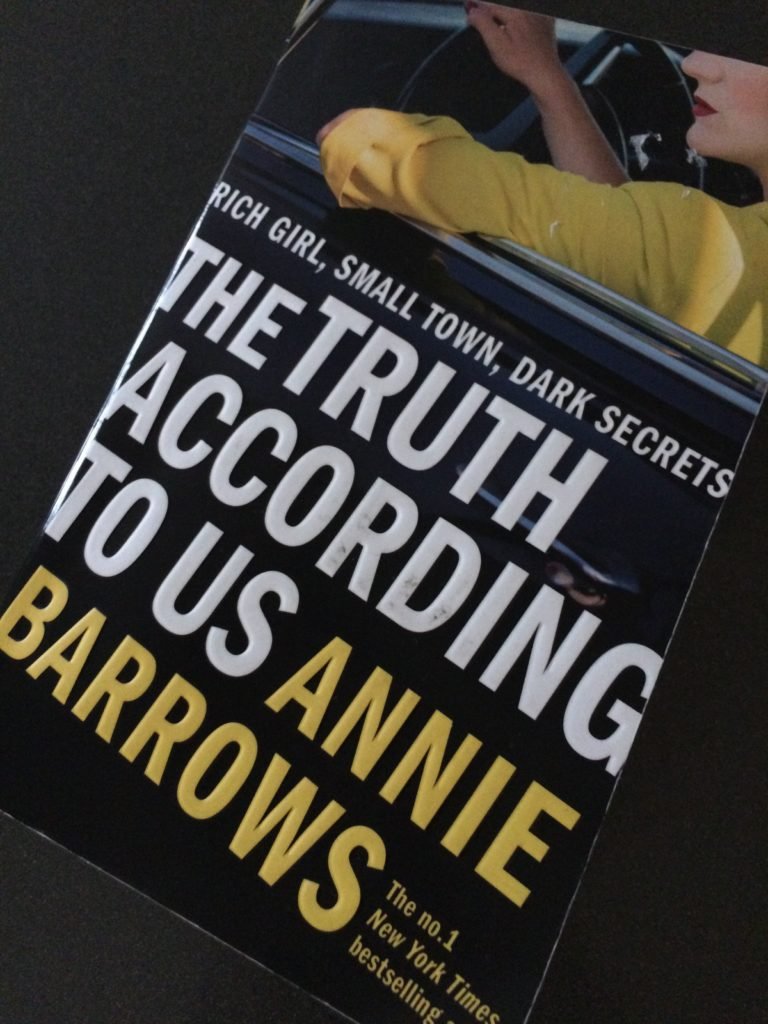 The Truth According to Us, Annie Barrows, Book review