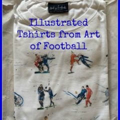 Capturing the magic of football with Art of Football