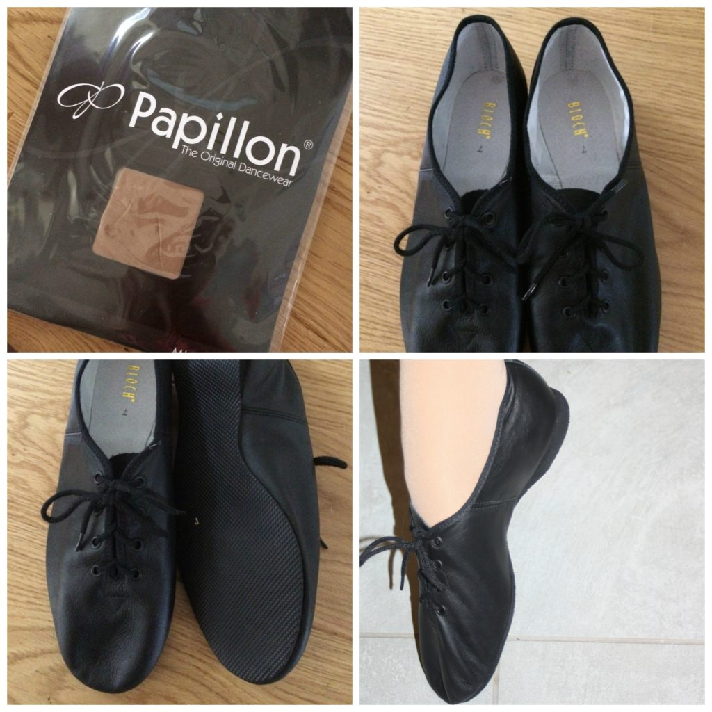 Dancewear Central review, Jazz shoes, Dance tights, Review, Bloch jazz shoes