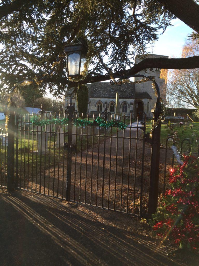 Church, Christmas trees, 365, 366