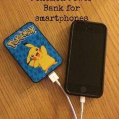 Pokemon Power Bank review