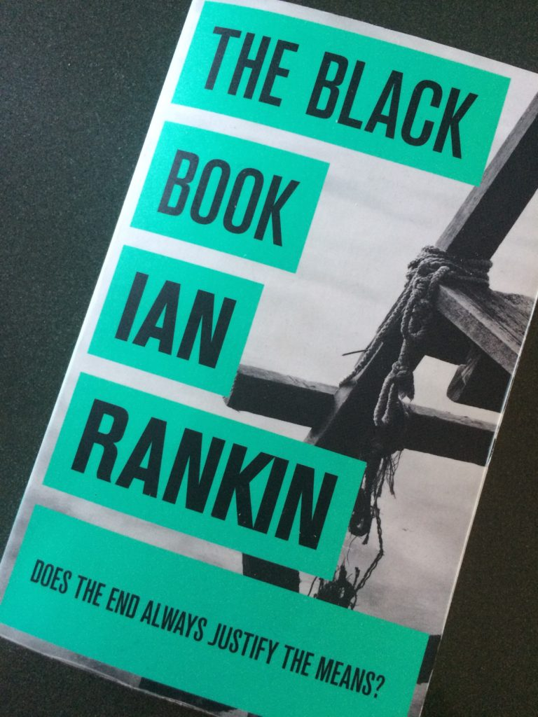 The Black Book, Ian Rankin, The Black Book by Ian Rankin, Book review