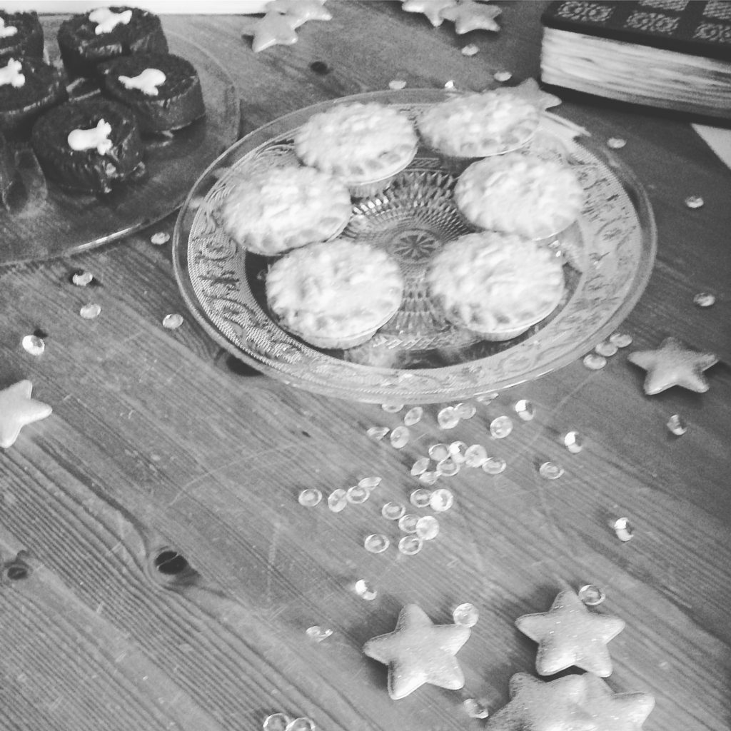 Mince pies, Christmas, 365, 366