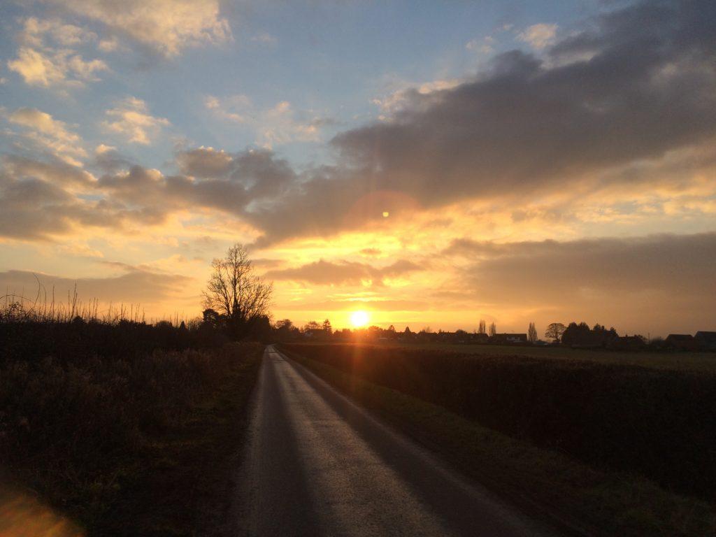 Sunset, 365, 366