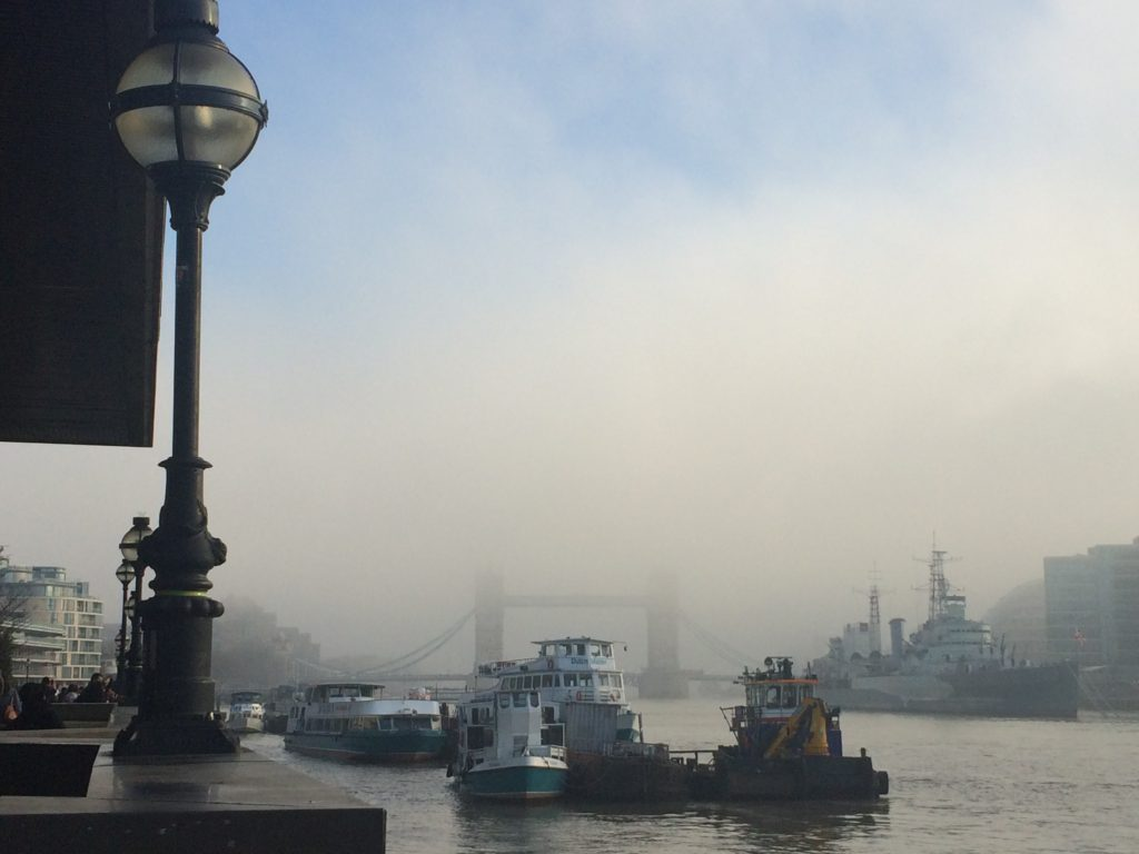 Silent Sunday, My Sunday Photo, River Thames, London, Tower Bridge