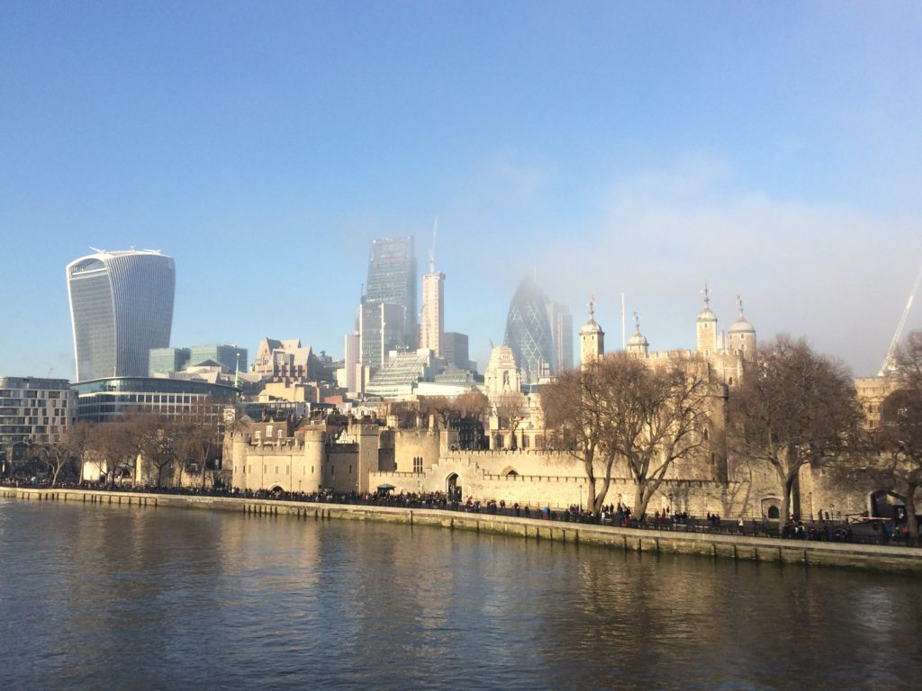 Thames, London, Landmarks, Skyline, Tower of London, Walkie Talkie, Days out