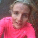 How far did I run in January?