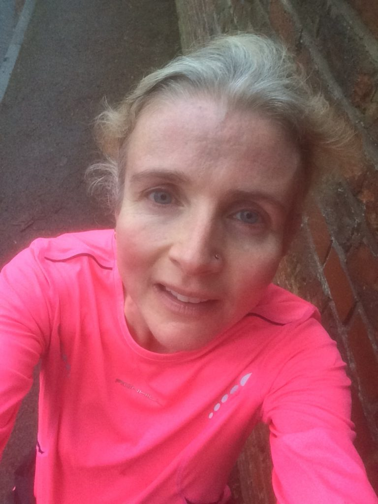 Selfie, Running, 365, 366