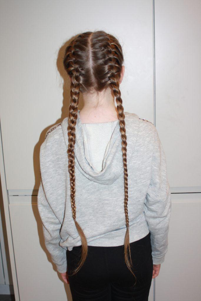 Daughter, Panto, Hair