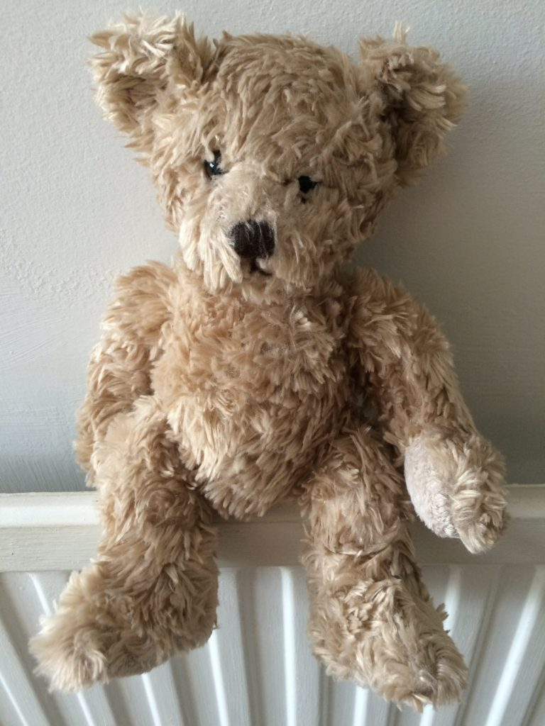 Teddy, Daughter, Teddy bear