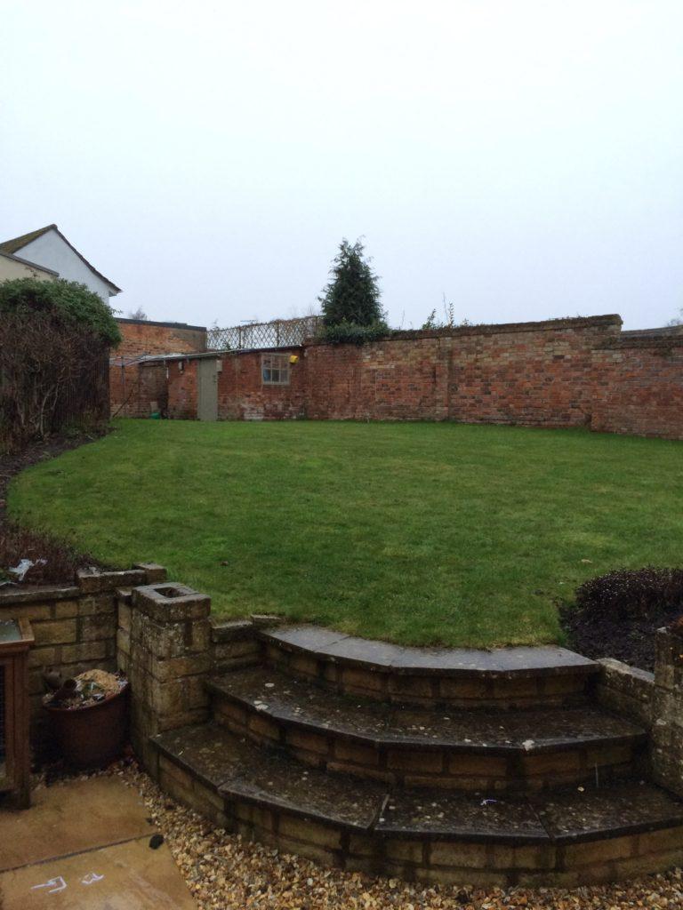 Garden, Snow, Rain, 365