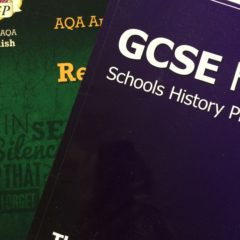 Starting the GCSE revision