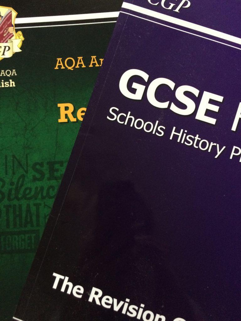 Revision, GCSEs, GCSE mocks, Revision guides