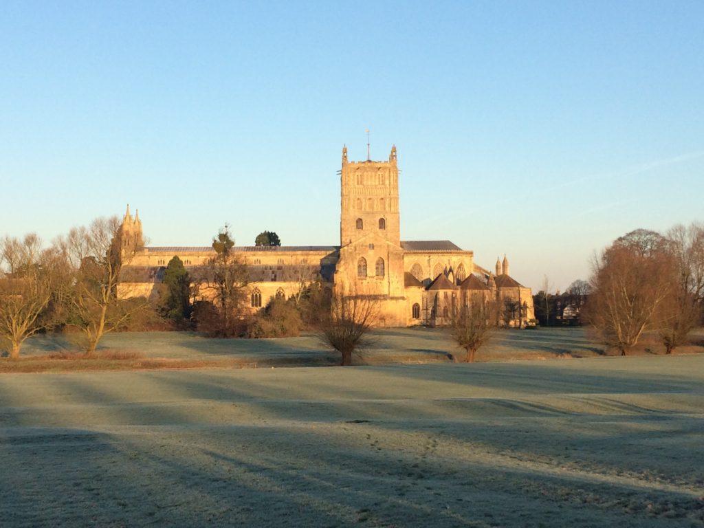 Tewkesbury Abbey, Parkrun, 365