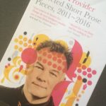 Content Provider Selected Short Prose Pieces 2011-2016 by Stewart Lee
