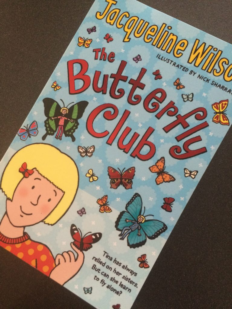 The Butterfly Club, Jacqueline Wilson, Book review