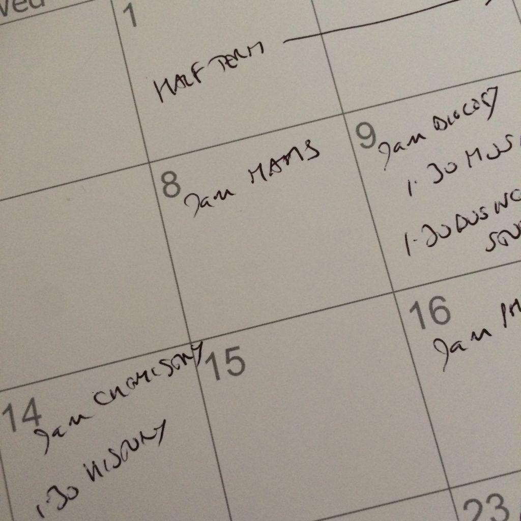 GCSEs, Son, Calendar, 365