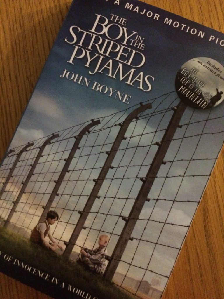 The Boy in the Striped Pyjamas, Book review, John Boyne, The Boy in the Striped Pyjamas by John Boyne