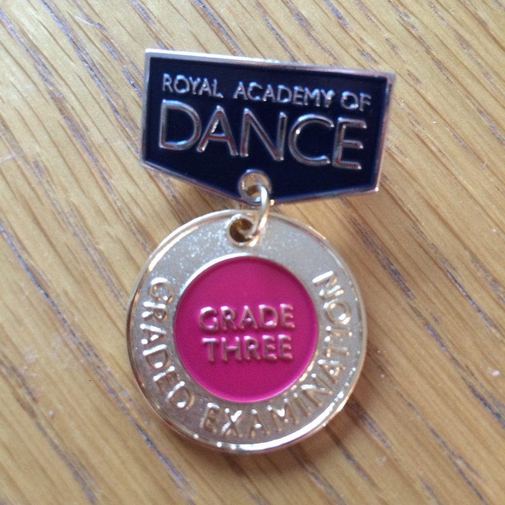 Grade 3, Ballet, Daughter, 365