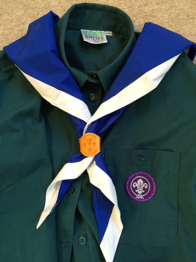 Scouts, Scouting, Daughter