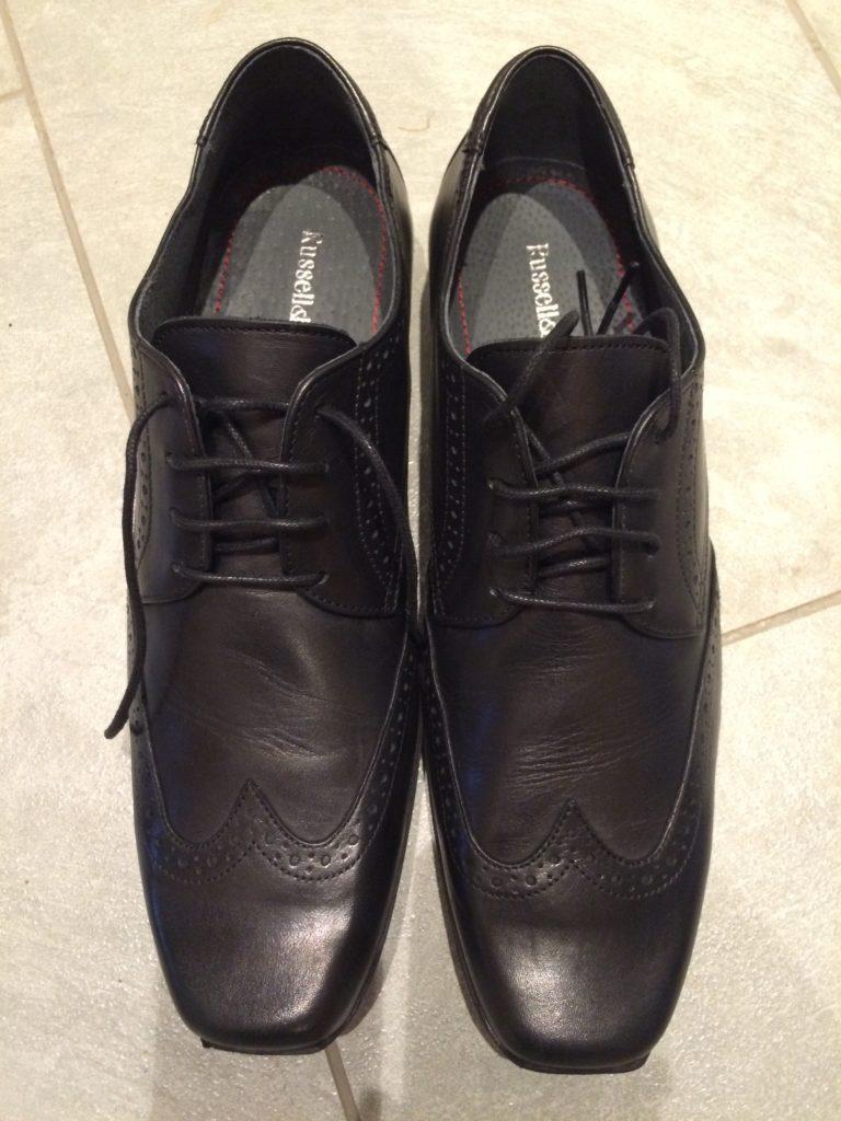 School shoes, Son
