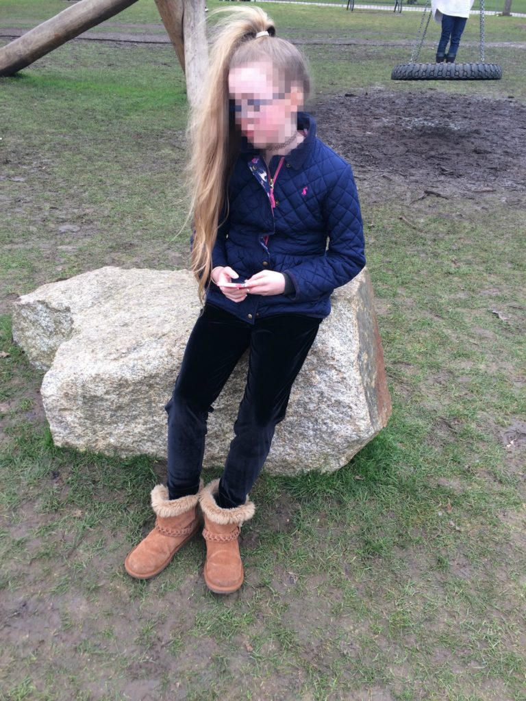 Daughter, Park, 365