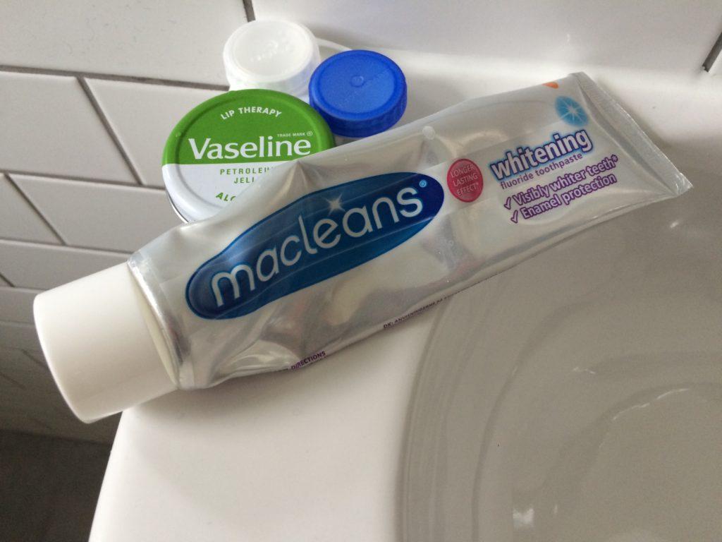 Toothpaste, Contact lenses, Personal hygiene, Sons, Teenagers, Tweens