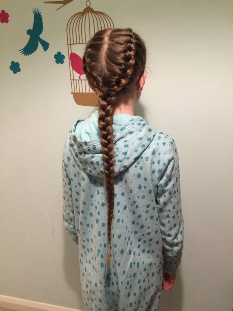 Daughter, Hair, Hairstyle, 365