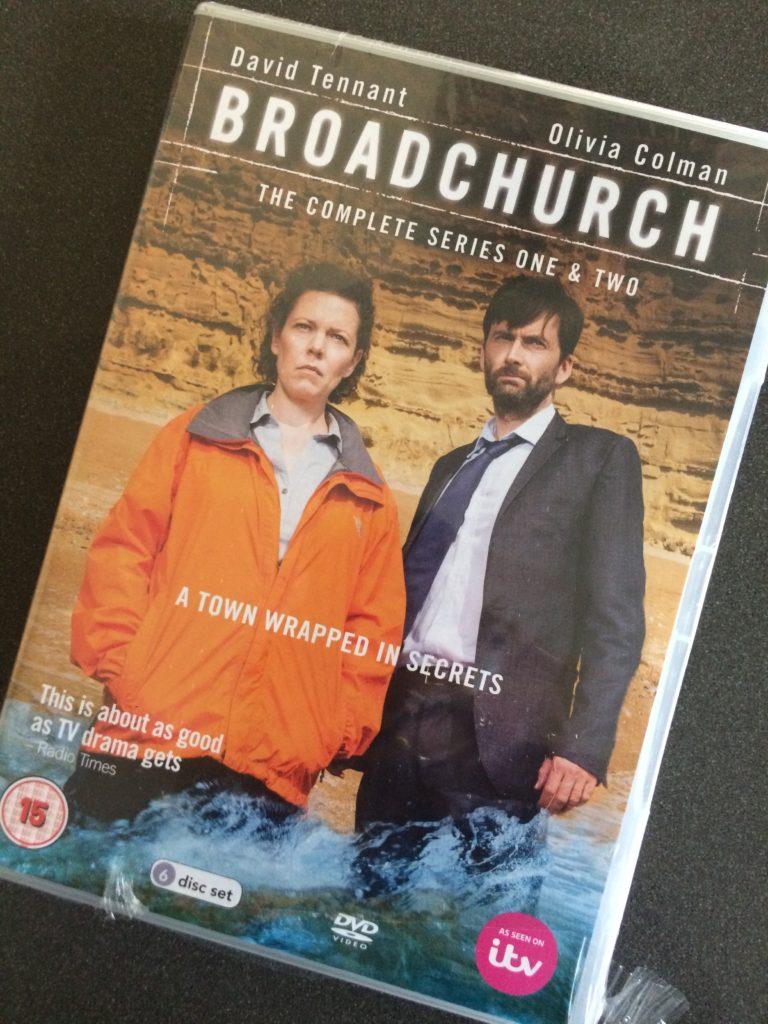 Broadchurch, DVD, TV, 365