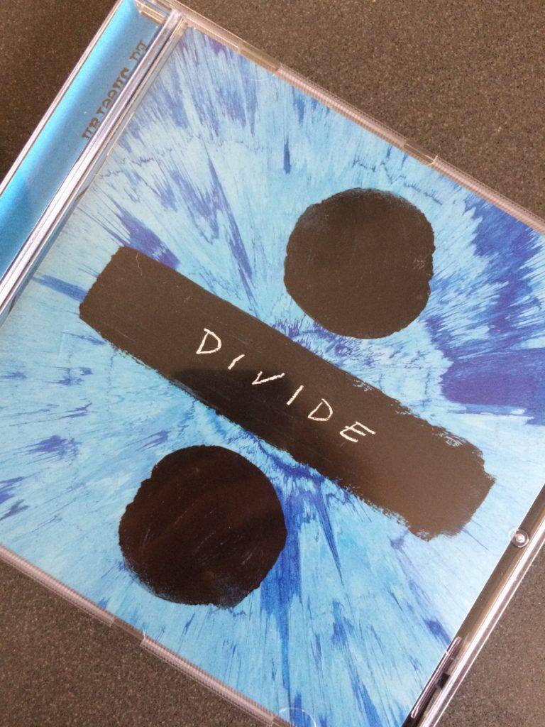 CD, Ed Sheeran, Divide, 365