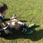 The football, the rugby and the achilles