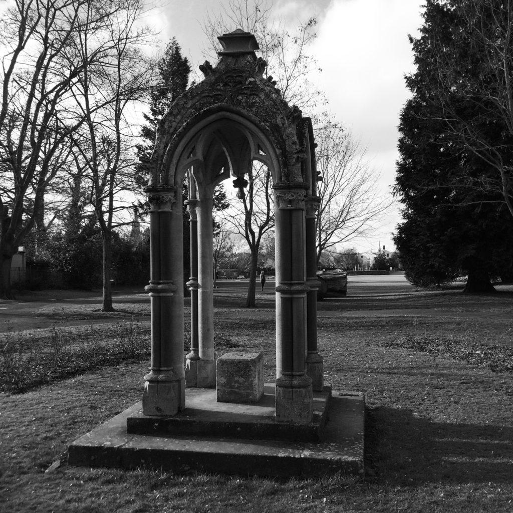 Park, Folly, Silent Sunday, My Sunday Photo
