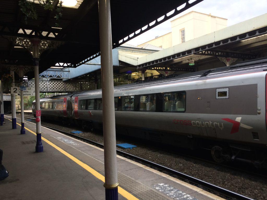 Train, Railway station, 365