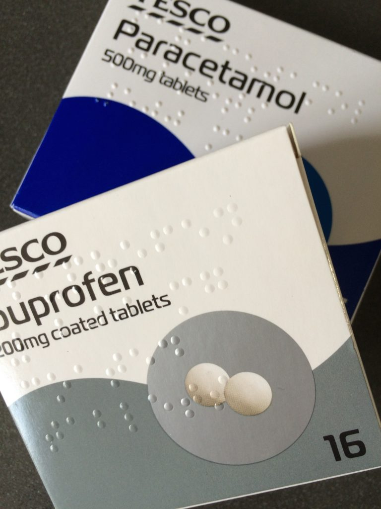 Paracetamol, Ibuprofen, Illness, Virus, 365, Ill