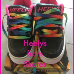 Review of Heelys from Skates