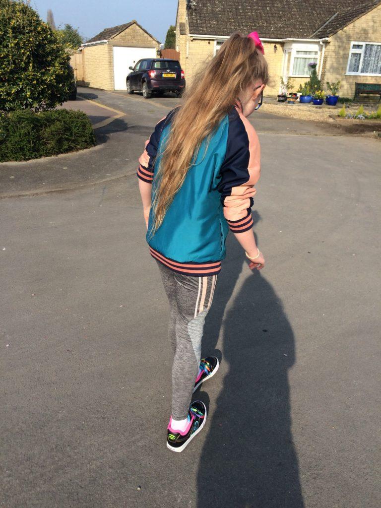 Daughter, Heelys, Review, 365