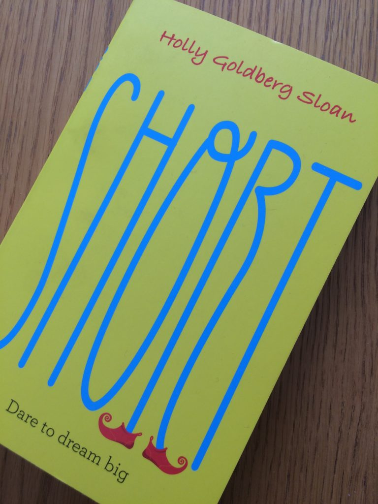 Short, Short review, Short by Holly Goldberg Sloan, Book review