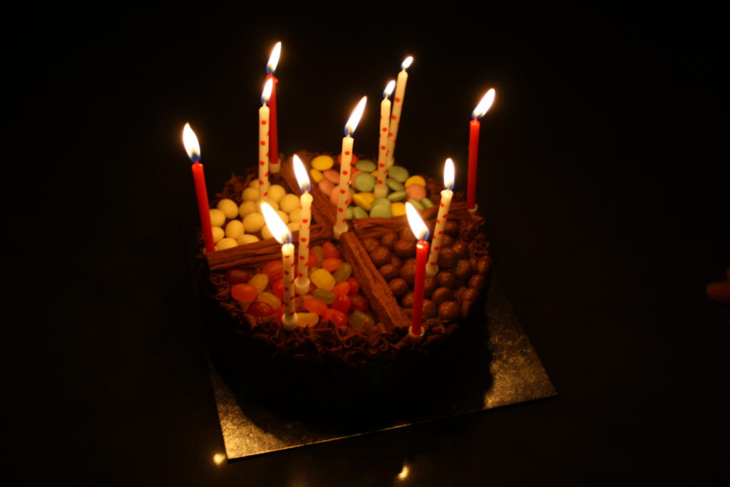 Birthday cake, Daughter, 11th birthday, 365