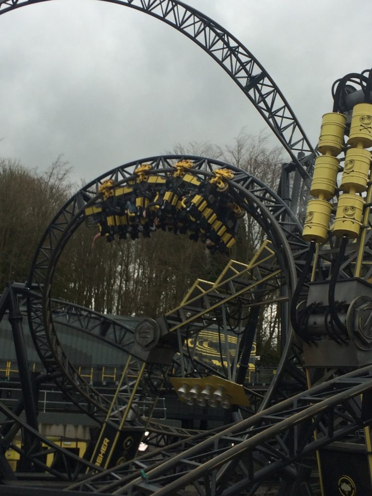Alton Towers, Days Out, The Smiler, 365