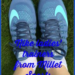 Nike ladies' trainers from Millet Sports