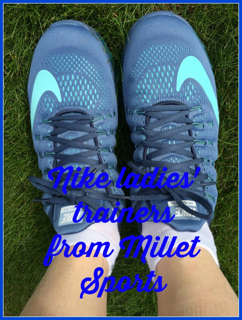 Nike Trainers, Millet Sports, Review, Nike Ladies Trainers from Millet Sports
