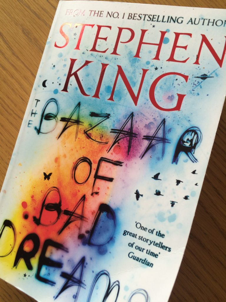 The Bazaar of Bad Dreams by Stephen King, Stephen King, Book review