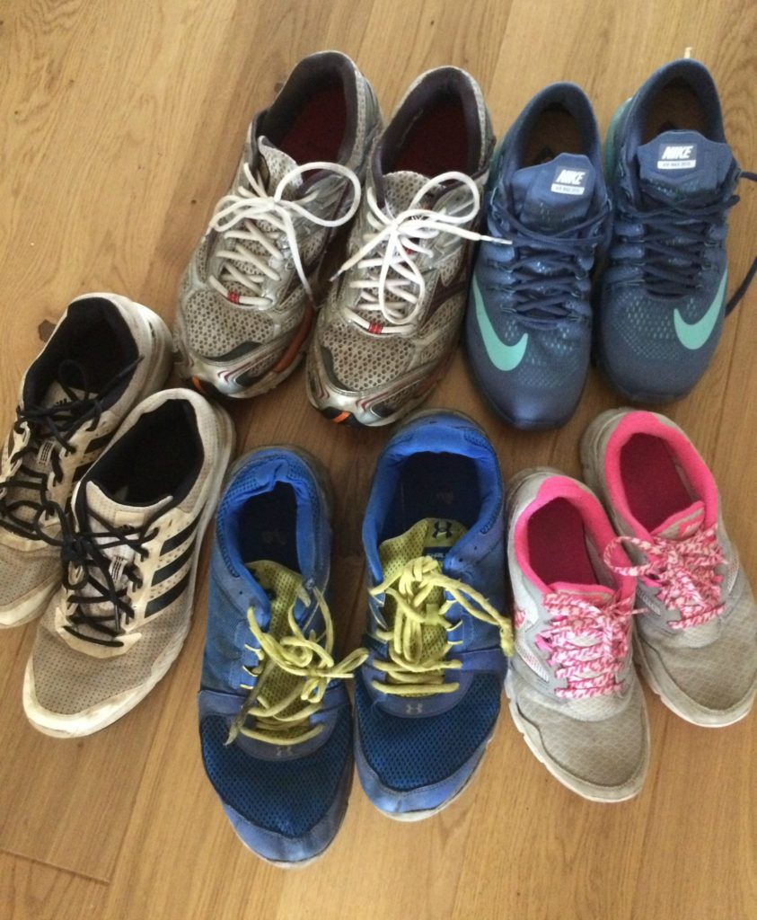 Trainers, Parkrun, Family, Running, 365
